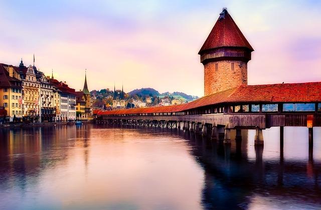 Miasto w Szwajcarii
