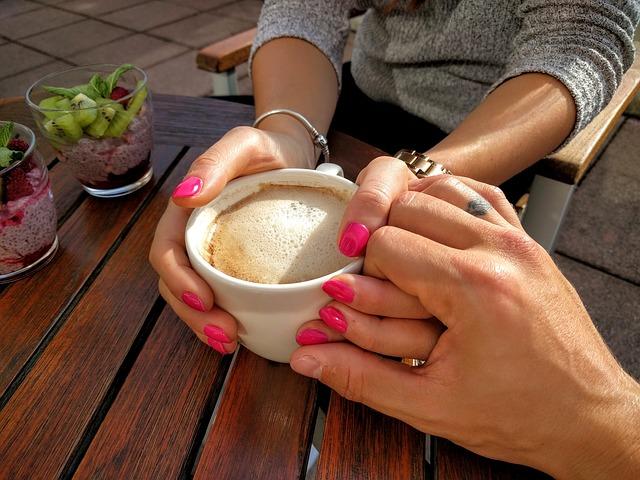 para przy kawie