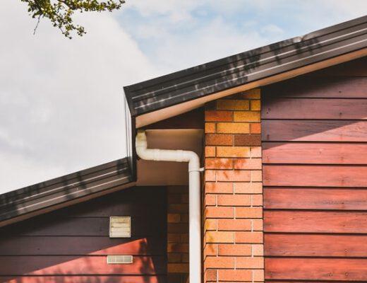 Rynna idąca z dachu